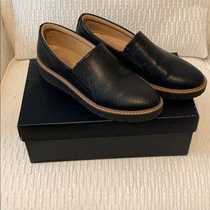 Black NATURALIZER wedge shoes